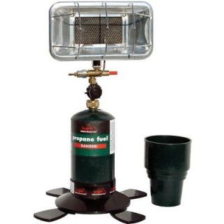 Pro Texsport Sportsmate Camp fishing boats Heater propane portable New
