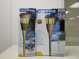 Tiki Torch Solar Lights (Limited Supply)