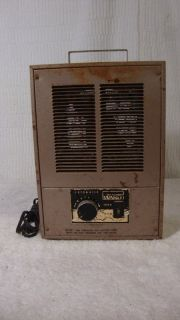 Vintage Montgomery Wards 1000 1500 Watts 120 Volts Electric Heater