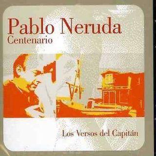 PABLO NERUDA   POEMAS DE AMOR Y MUSICA (POR EDGARDO SUAREZ)   NEW CD