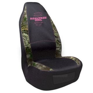 GIRL & MAX 1 CAMO PINK UNIVERSAL SEAT COVER , CAR, AUTO, TRUCK