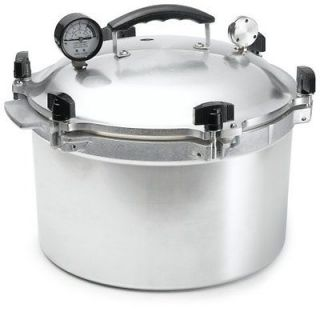 Brand New All American 15 1/2 Quart Pressure Cooker/Canner