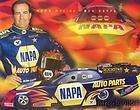 Ron Capps SIGNED Crew Shirt XXL NHRA 2011 NAPA Funny Car