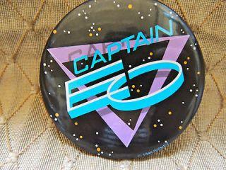 Vintage Captain EO 1986 Michael Jackson 3D Movie 3 inch Walt Disney