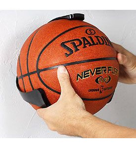 Basketball Ball Claw Wall Mount Display Holder Hanger Hanging