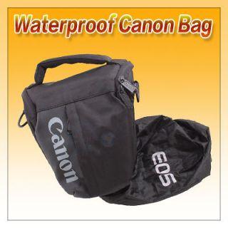 Waterproof Camera Case Bag for Canon 5D Mark II 50D, 7D