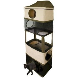 CAT TOWER HIDEOUT   MULTI LEVEL CONDO   NEW