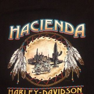 HARLEY DAVIDSON POCKET TEE SHORT SLEEVE TEE SHIRT XL BLACK