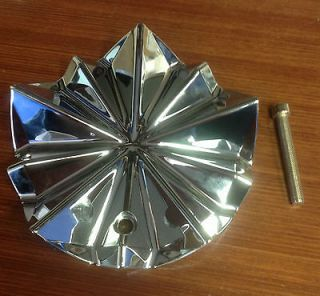 Cabo 113 C113 Chrome Wheel Center Cap C113 CAP 17/18 STW 113 2 17