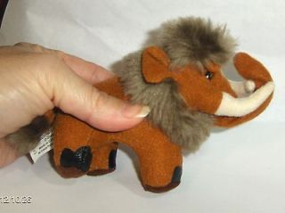 Mcdonalds Happy Meal Toy Disney Brother Bear Toy Plush Mammouth Action