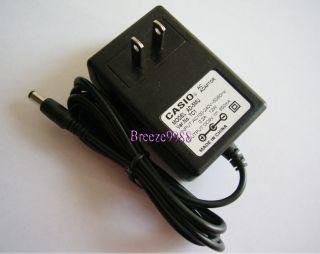 9V AC POWER ADAPTER for Casio CTK 810 CTK 900 Keyboard