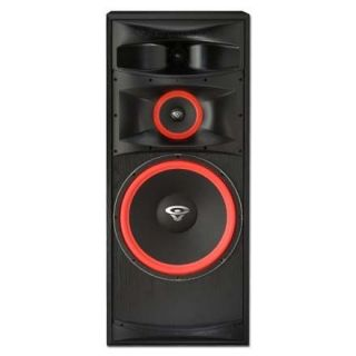 PAIR 2 Tower Speakers Cerwin Vega XLS 15 Floorstanding