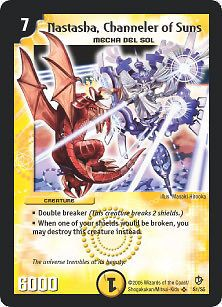 duel masters dragon in Trading Card Games