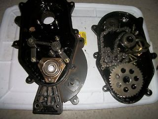 1993 Arctic Cat 550 EXT EFI Gearbox Chaincase Gears Chain Sprockets