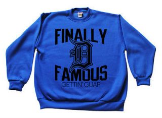 *Crewneck* Good Music 2 Chainz Kanye West Common shirt Royal