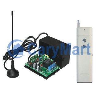 AC 220V Output RF Radio Universal ceiling fan remote Control Switch
