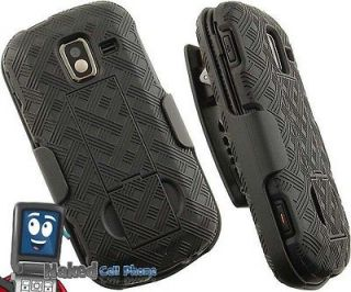 Newly listed VERIZON BLACK CASE STAND + BELT CLIP HOLSTER FOR SAMSUNG