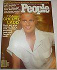 People Weekly 1983 February 21 Karen Carpenter Cheryl Ladd