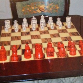 chess set in Home & Garden