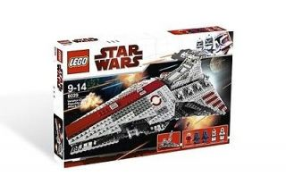 New Sealed Lego Star Wars 8039 VENATOR CLASS REPUBLIC ATTACK CRUISER