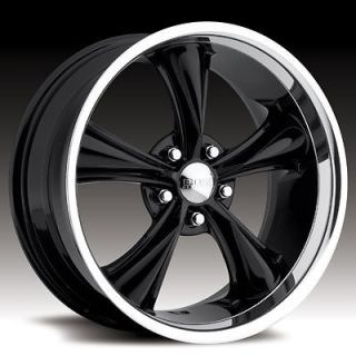 Black rims 18x8 fits CHEVY S10 BLAZER XTREME JIMMY SONOMA 5x120