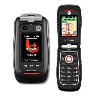 Newly listed Verizon Motorola Barrage V860 Waterproof GPS Cell Phone