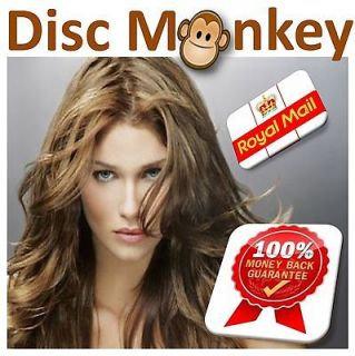 STEP BY STEP HAIRDRESSING HAIR STYLING & COLOURING TECHNIQUES DVD X2