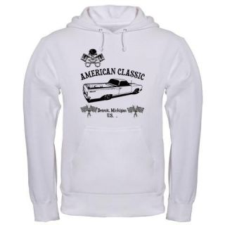AMERICAN CLASSIC EL CAMINO CHEVY HOT ROD CAR ANTIQUE hoodie hoody