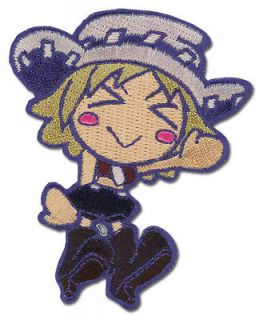 LICENSED Soul Eater   Chibi Patti Thompson Patch FAST SHIP