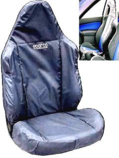 SPARCO CAR SEAT COVER FITS FORD FOCUS RS MK1 TURBO 2.0 FRONT SEATS