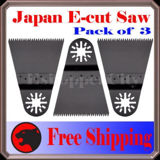 Japan Tooth Oscillating Multi Tool Saw Blade For Dremel Multi Max