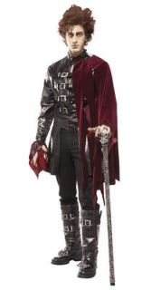 Prince Alarming Charming Gothic Vampire Adult Costume
