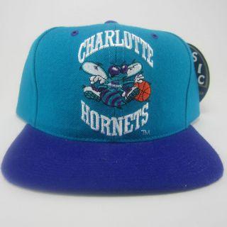 Anthony Davis New Orleans Charlotte Hornets rivers Snapback snap hat
