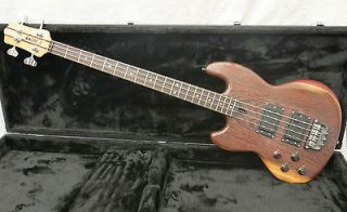 1982 WAL CUSTOM MARK 1   LEFT HANDED   EXCELLENT CONDITION   WENGE