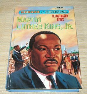 Martin Luther King, Jr.~ Heroes of America HB AR 4.1