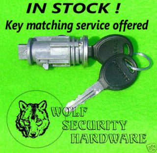 Chrysler Town and Country Ignition Key Switch Lock Cylinder 98 08 * IN