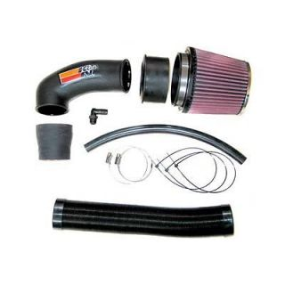 57 0639 Air Intake Black Tube Red Filter Renault Clio II 1.2L Kit