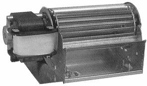 Security UZY4 Wood Fireplace Blower, 115V Rotom Replacement # R7 RB67