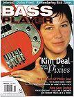 Bass Player Magazine November 2009 Chris Wolstenholme