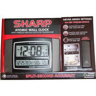 the sharper image alarm clock manual