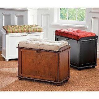 , or WHITE SHOE STORAGE BENCH ORGANIZER Entryway Closet Furniture
