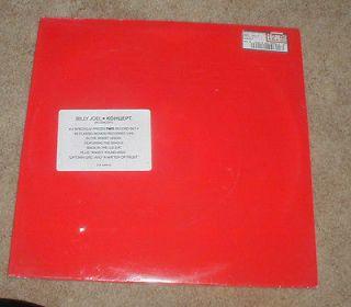 Billy Joel Kohuept CBS 2 LP Set 1987 SEALED Live W/ Back In The USSR