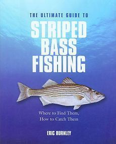 NEW The Ultimate Guide to Striped Bass Fishing Where to Find Them