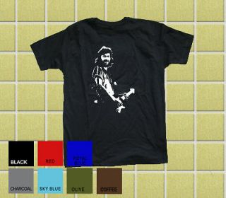 ERIC CLAPTON (CREAM, Fender strat) t shirt ALL SIZES