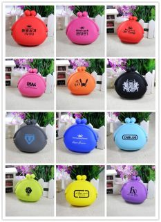 SJ BIGBANG TVXQ bigbang SHINEE FX B2ST Cute silicon coin/change purse