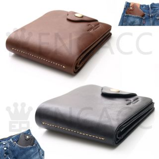 Genuine real leather man wallet Coin Purse CreditCards bag handmade