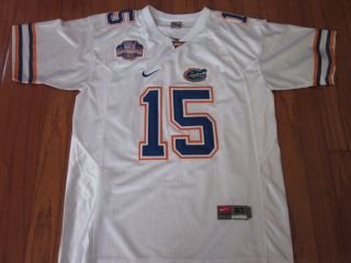 FLORIDA GATORS TIM TEBOW NCAA BCS COLLEGE Jersey 52