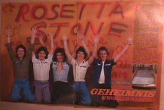 clip. ROSETTA STONE NOT SHIRTLESS IAN MITCHELL BOY BAND 70s TEEN FAN