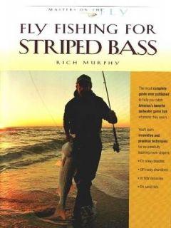 striped bass fishing books