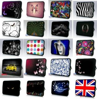 17 Inch 17.3 17.4 Laptop Notebook Computer Sleeve Case Bag Pouch Cover